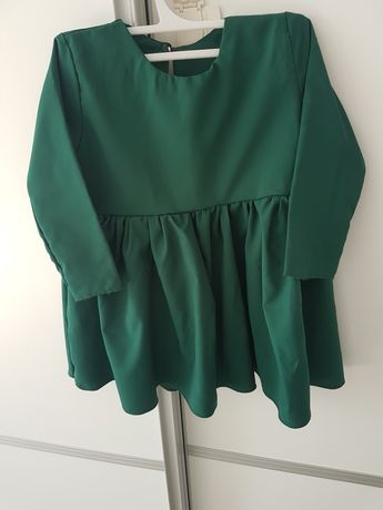 Sukienka rozmiar 86 Pakuten