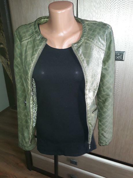 Подростковая куртка-косуха Citi Life качественный кожзам