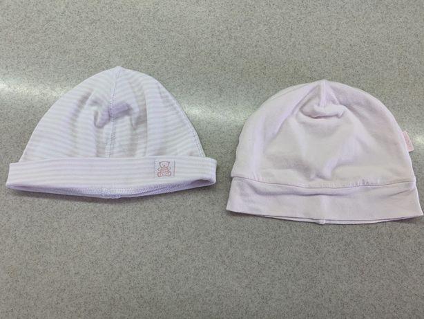 Chicco, original marines шапки трикотажные 6-9-12 мес