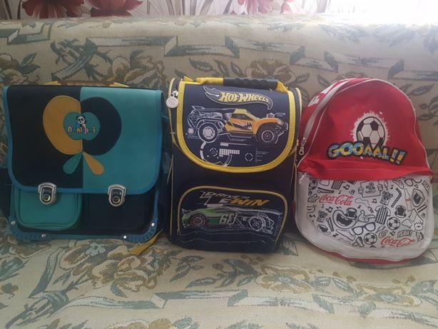 Школьный рюкзак 3 шт.