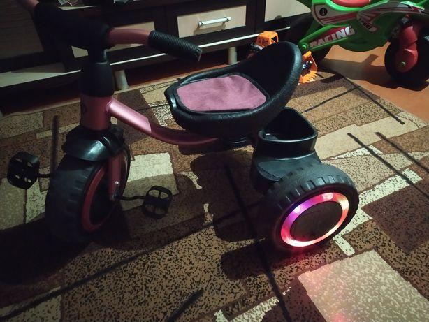 Детский 3-х колесный велосипед Turbo Trike