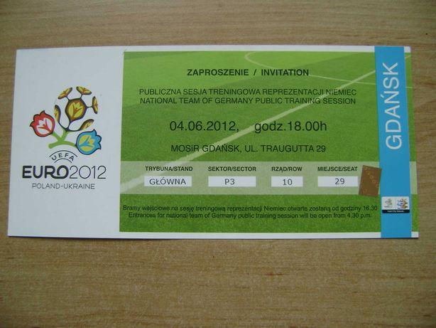 Starocie z PRL - Bilet na EURO 2012
