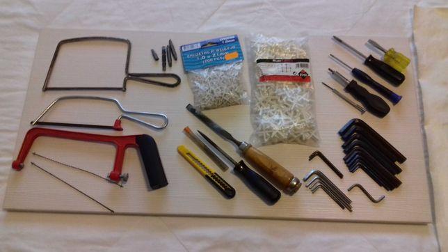 Kit de ferramentas diversas