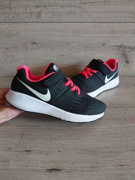 Кроссовки Найк Nike star runner 31.5р 21 см на липучке