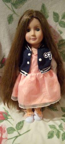 Оригинальная кукла,растущие волосы,Battat.