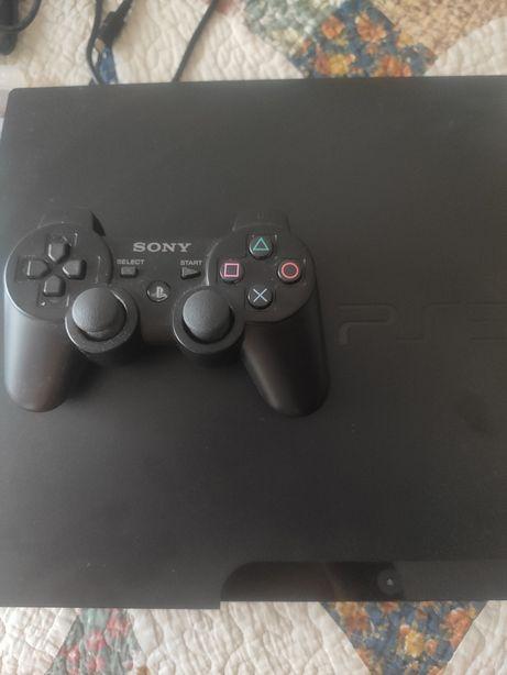 PS3 300gb+ comando + jogos + OFERTA volante
