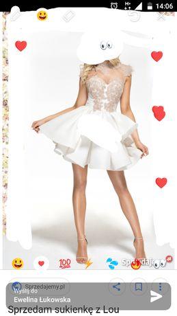 Sukienka na wesele/ ślub cywilny