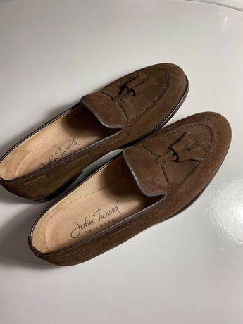 Sapatos camurça John Tweed - Tailored