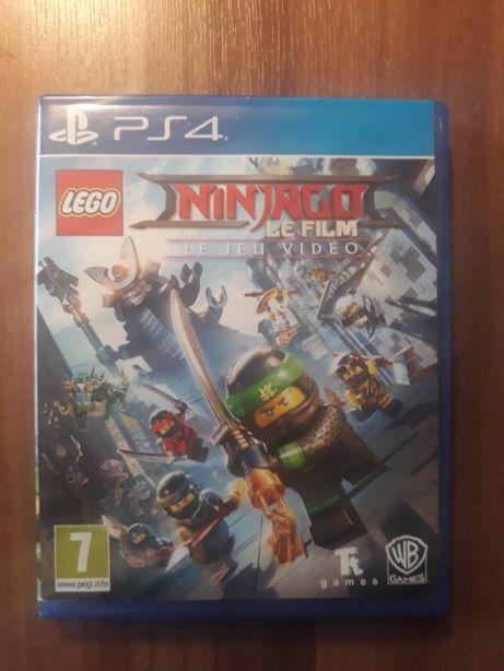 Gra PS4 Lego Ninjago - oryginalna