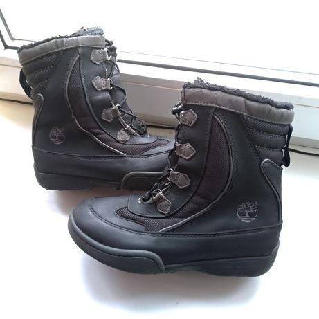 "Ботинки демисезонные ""Timberland"", 35р, стелька 22,5см"