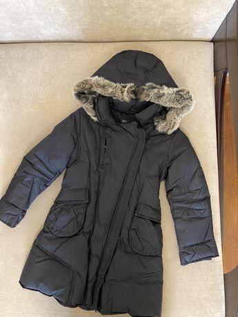 Продам детское зимнее пальто ERMANNO SCERVINO