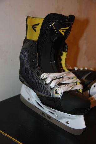 Коньки хоккейные Easton Stealth RS Jr. +подарок
