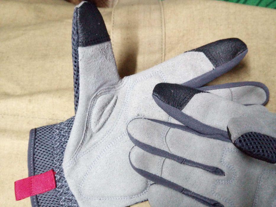 Mechanix Padded Palm Gloves Black 9/M. Киев - изображение 1