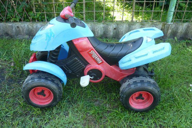 Rowerek dziecięcy/quad