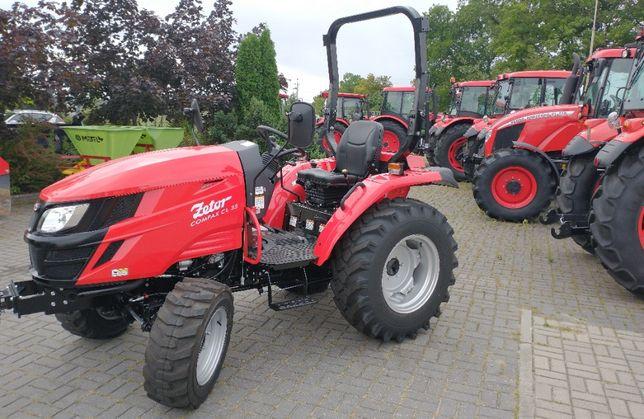Zetor Compax CL 35 rolniczo komunalny Super skrętny