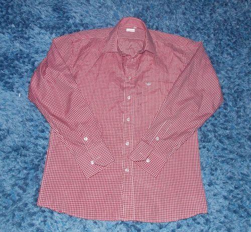 Armani Jeans koszula męska kratka L