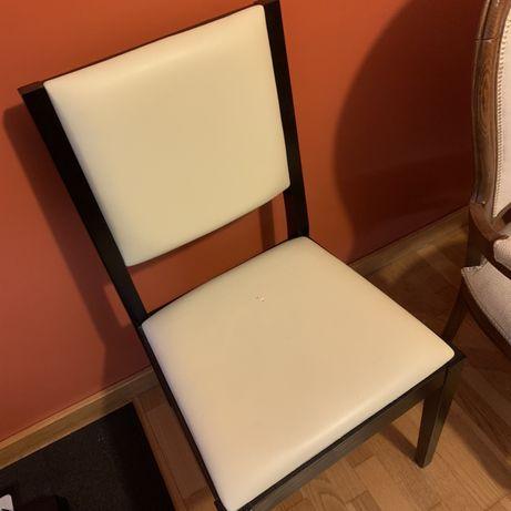 6 cadeiras wengue
