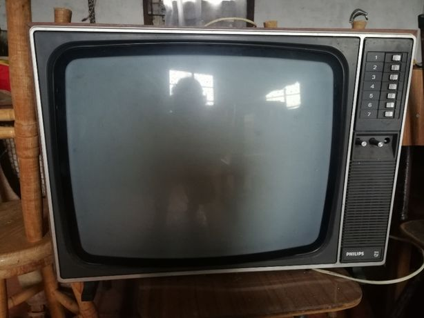 Televisor antigo Philips