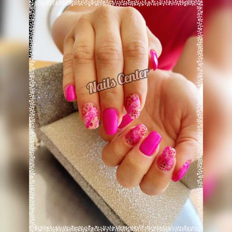 manicure, gelinho, gel e acrílico