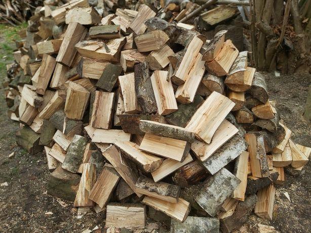 Sprzedam drewno (buk brzoza)
