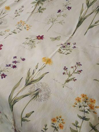 Pościel kwiaty polne botanic XXL