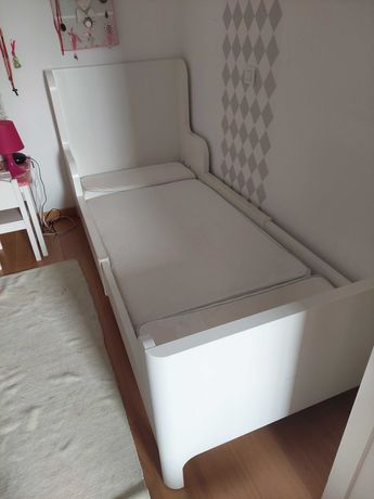Ikea Besunge Cama de criança extensível óptimo estado