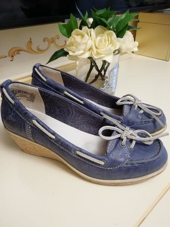 Туфли из натуральной кожи Timberland, 37