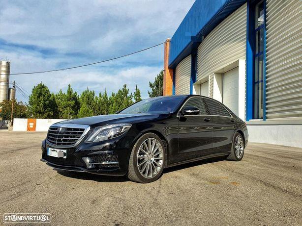 Mercedes-Benz S 500 Longo Plug-In Hybrid