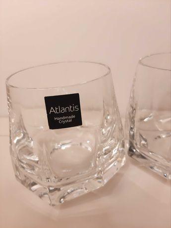 Copos de cristal Gemstone Atlantis