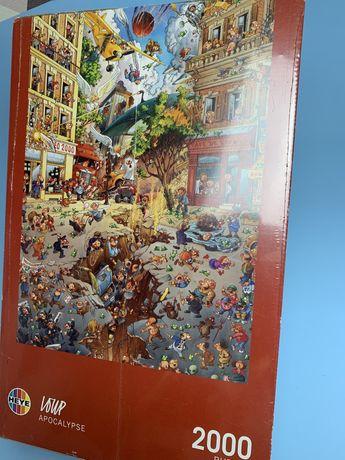 Пазл пазлы puzzle Heye 2000