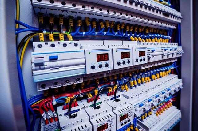 GLIWICE kurs elektryka montażysty PRAKTYKA 30.11-02.12.2020
