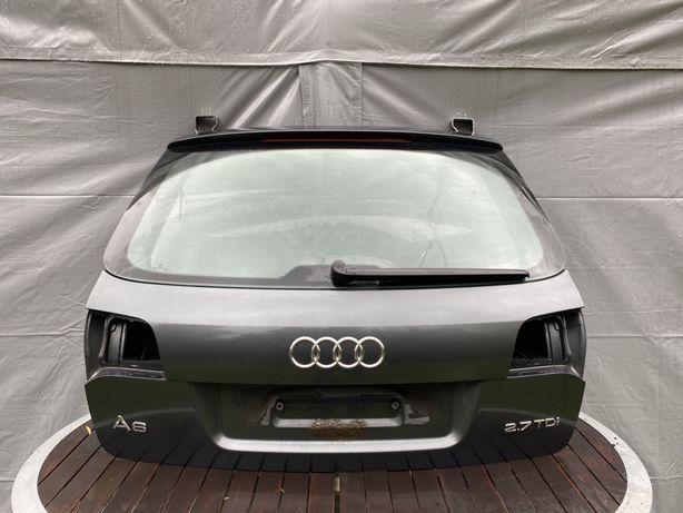 Klapa bagażnika Audi A6 C6 avant LZ7S