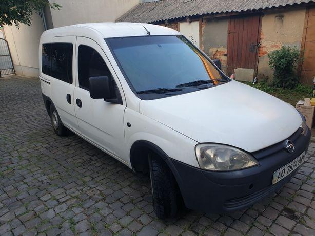 Opel combo 1.7D, ОБМІН
