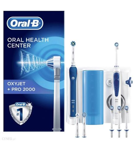 Irygator Oral B Oxyjet Pro 2000