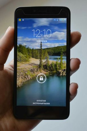 Смартфон NOMI I505 на запчастини або під відновлення