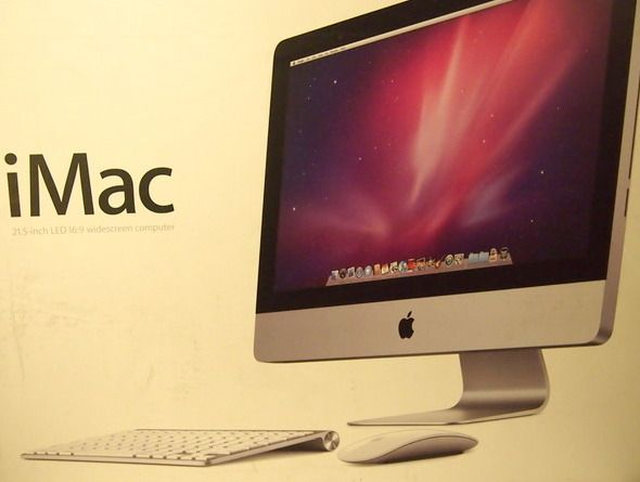 computador I MAC 21.5