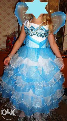 Продам бальное платье на девочку