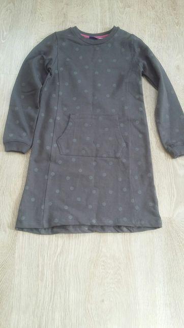 Sukienka dresowa 116