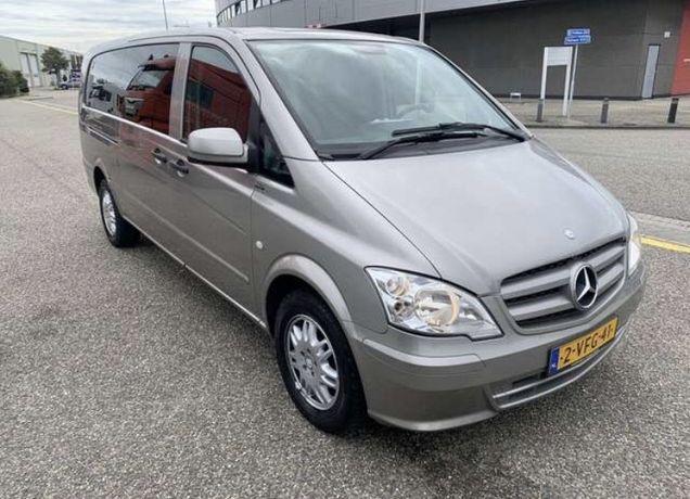 Mercedes-Benz Vito Под заказ из Европы.