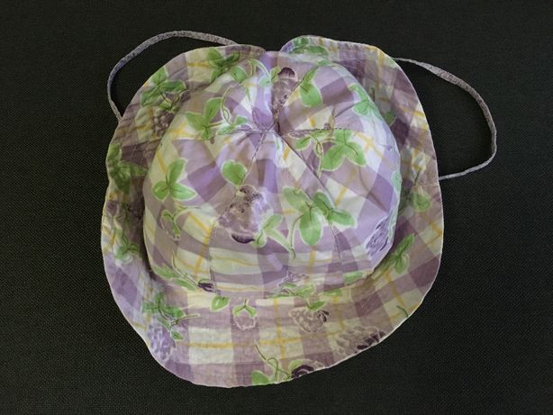 Шляпа детская панама для малышки H&M Baby baby