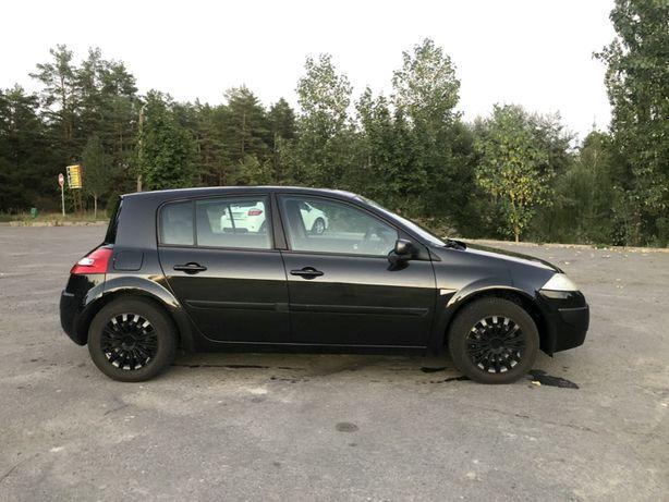 Renault Megane 2008. Газ-бензин