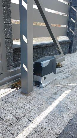 Montaż i serwis automatyki bram przesuwnych, skrzydłowych, garażowych