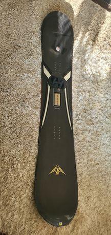 Snowboard, deska snowboardowa Nidecker Ultralight 158