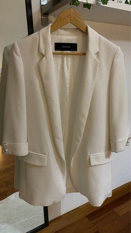Blazer Branco Zara