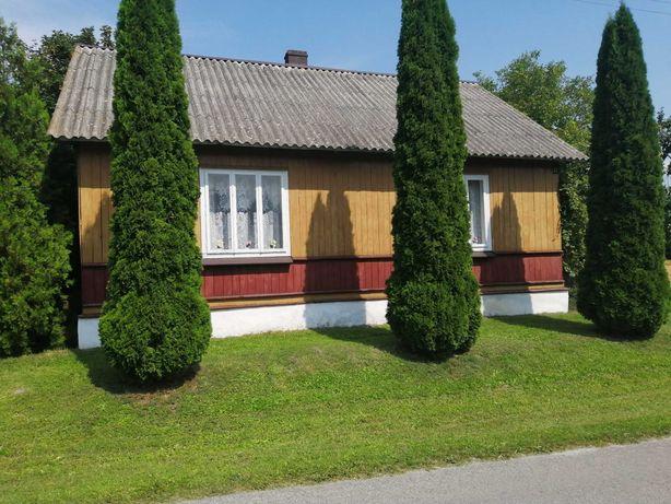 Dom na niewielkiej, spokojnej, malowniczej wsi - 74 m2