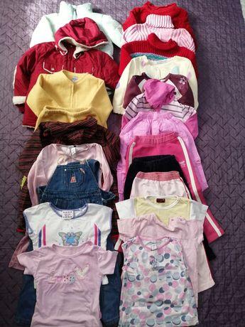Zestaw ubrań 98-110