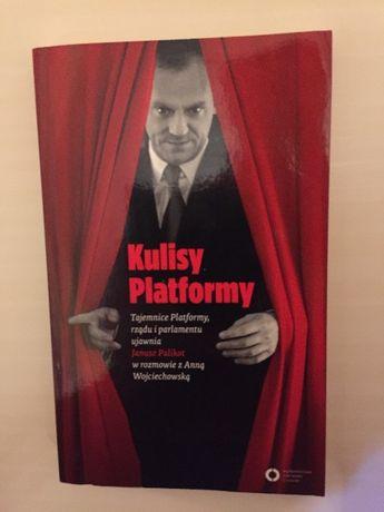 Kulisy platformy. J.Palikot,A.Wojciechowska