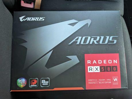 RX 580 8Gb Aorus
