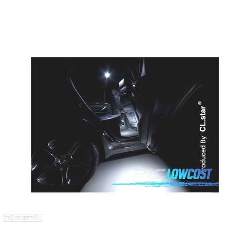 KIT COMPLETO DE 21 LÂMPADAS LED INTERIOR PARA BMW X4 F26 XDRIVE20I XDRIVE28I XDRIVE35I M40I (2014 +