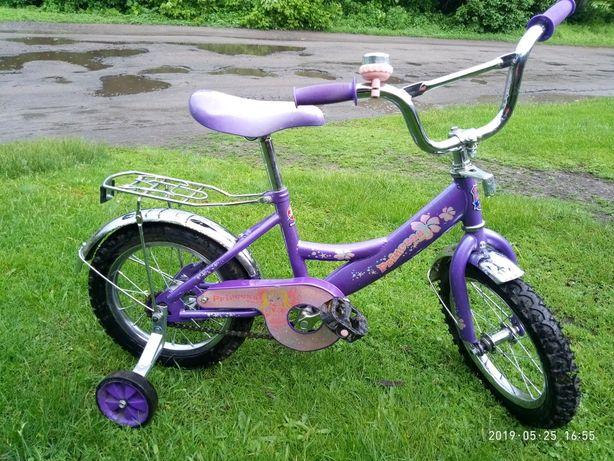 Велосипед 14дюймов